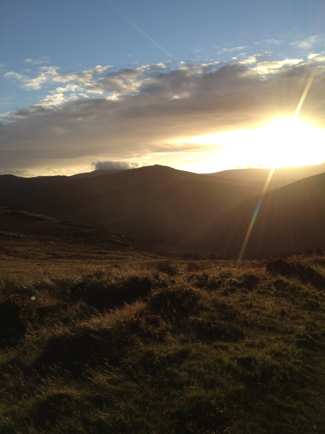 Wicklow Sunset 2