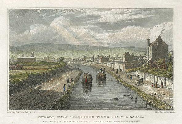 royal canal 1830