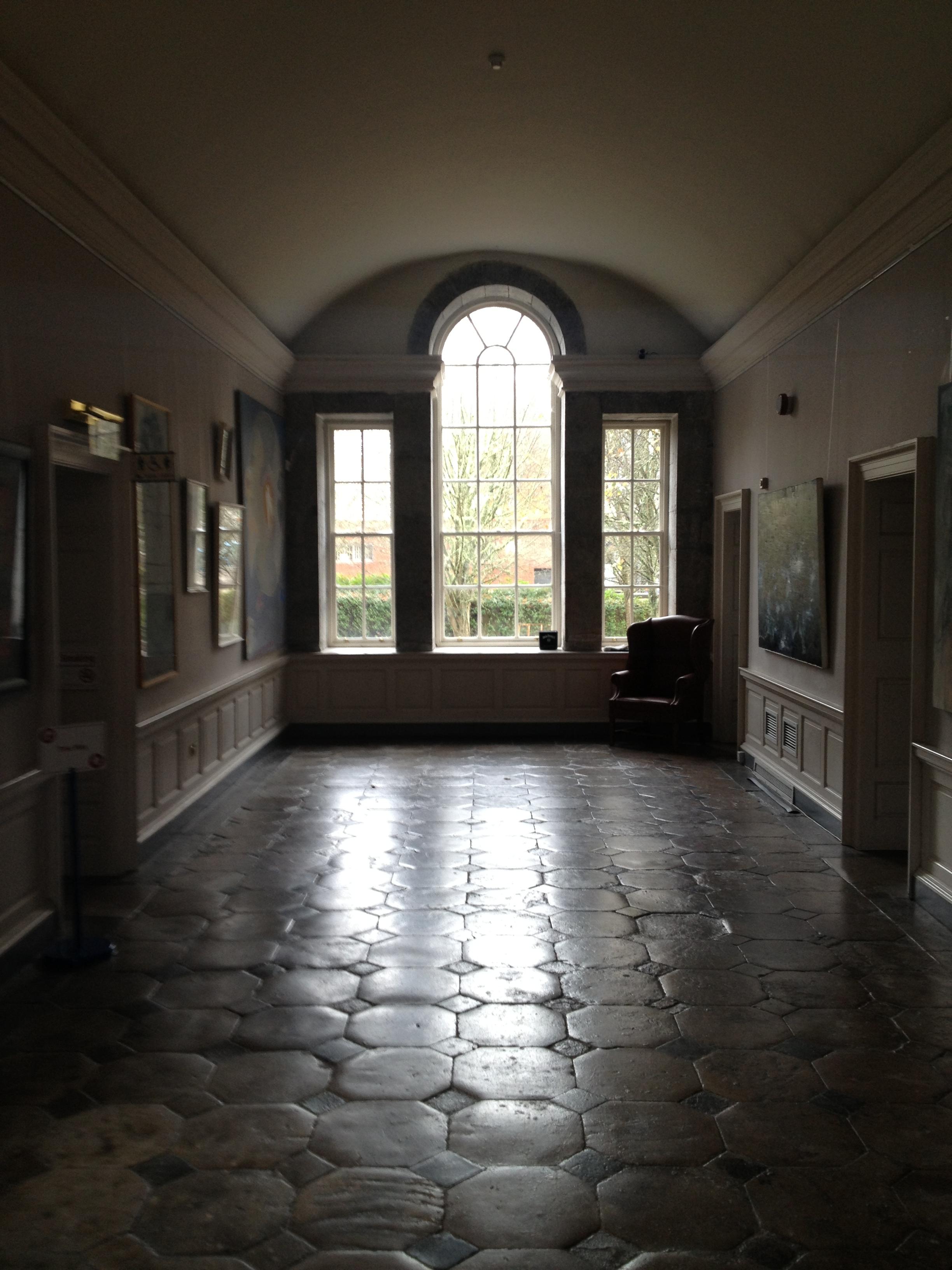 Inside stephen king house