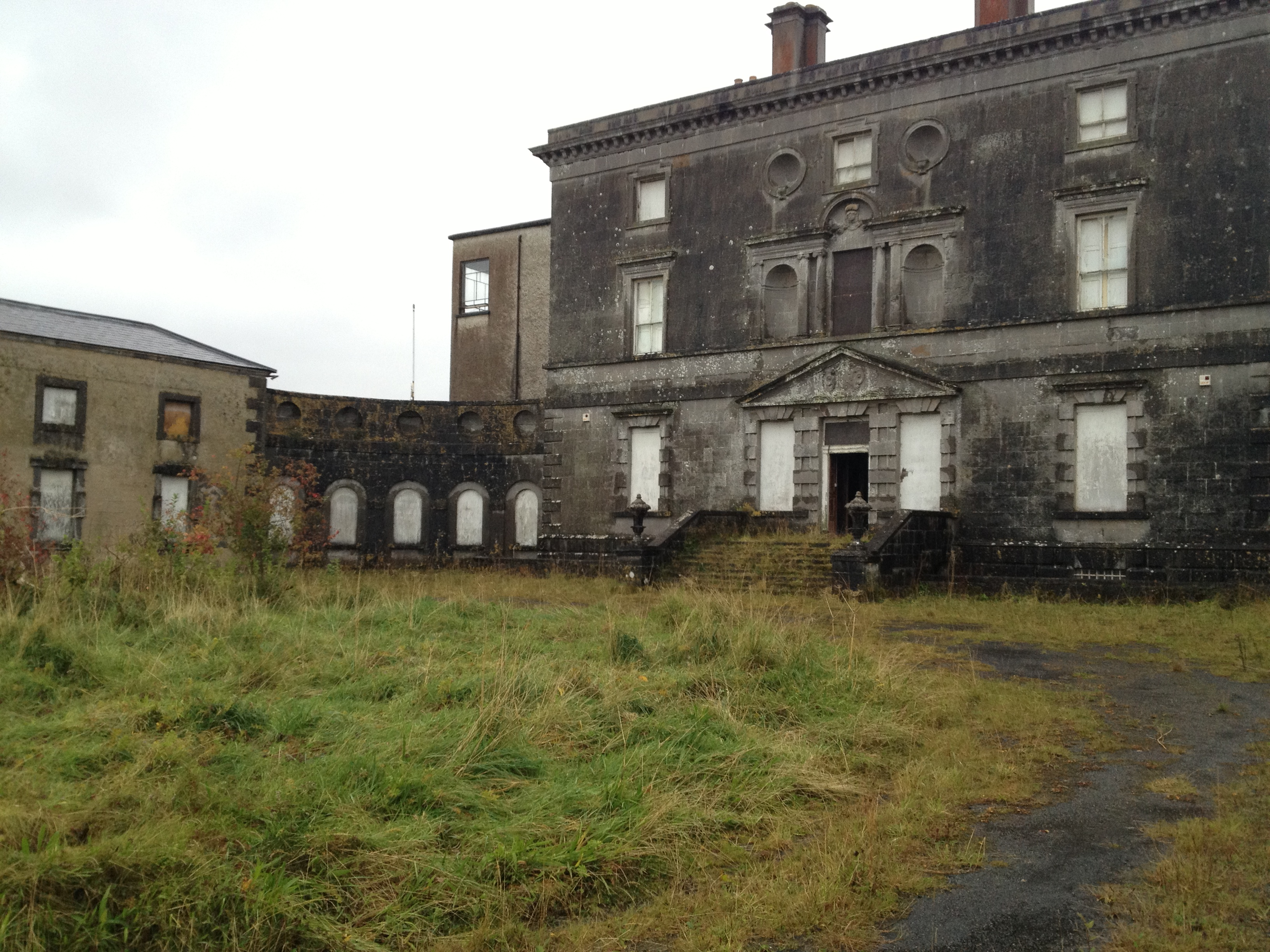 Three Story House Plans Sola Perduta Abbandonata 171 The Irish Aesthete