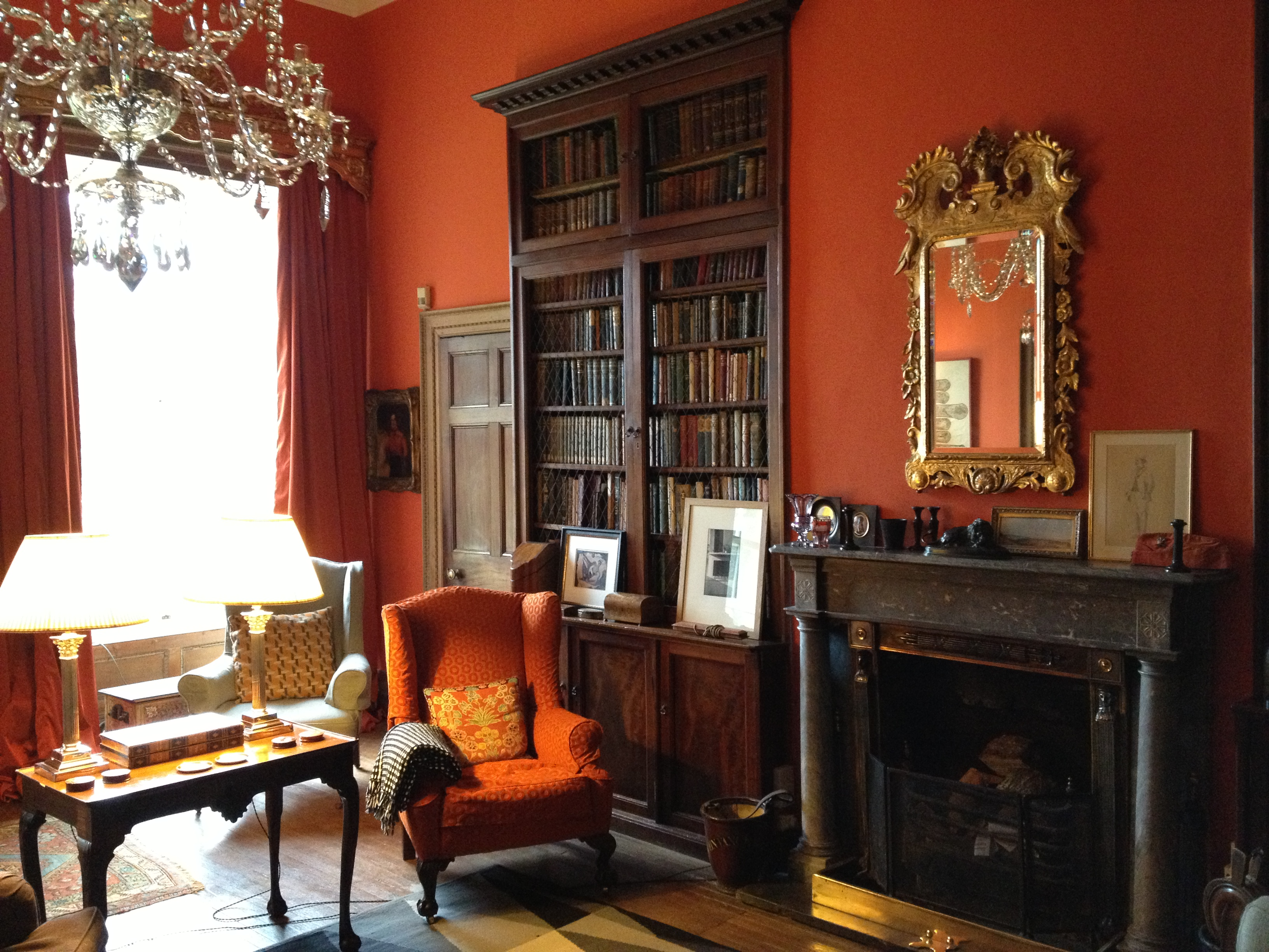 Cappoquin house the irish aesthete for Irish home decorations
