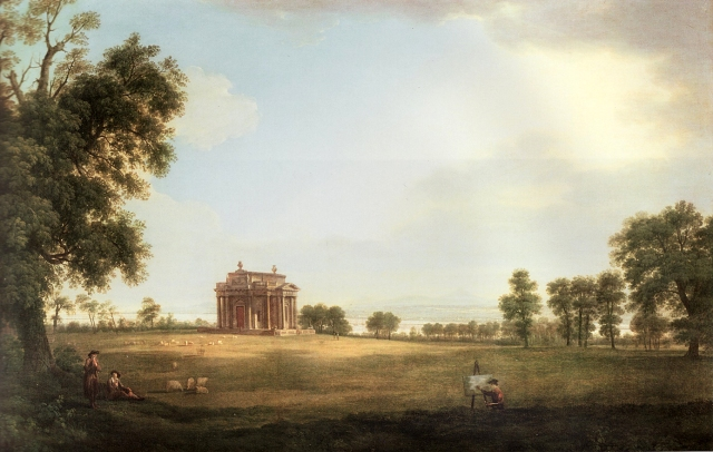 Marino Casino by William Ashford 1776