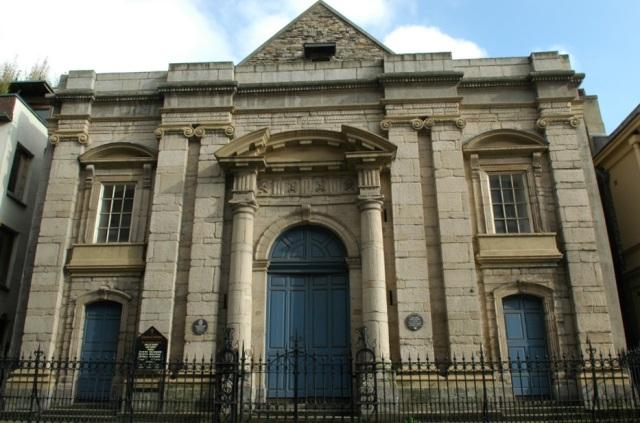 St Werburgh's Dublin