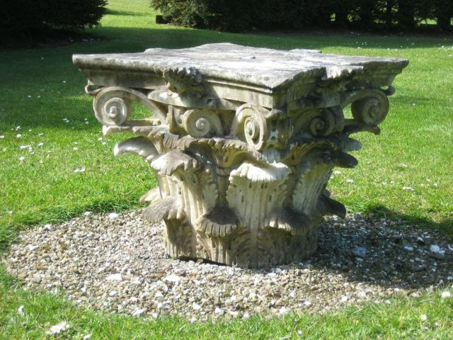 Ballyscullion capital