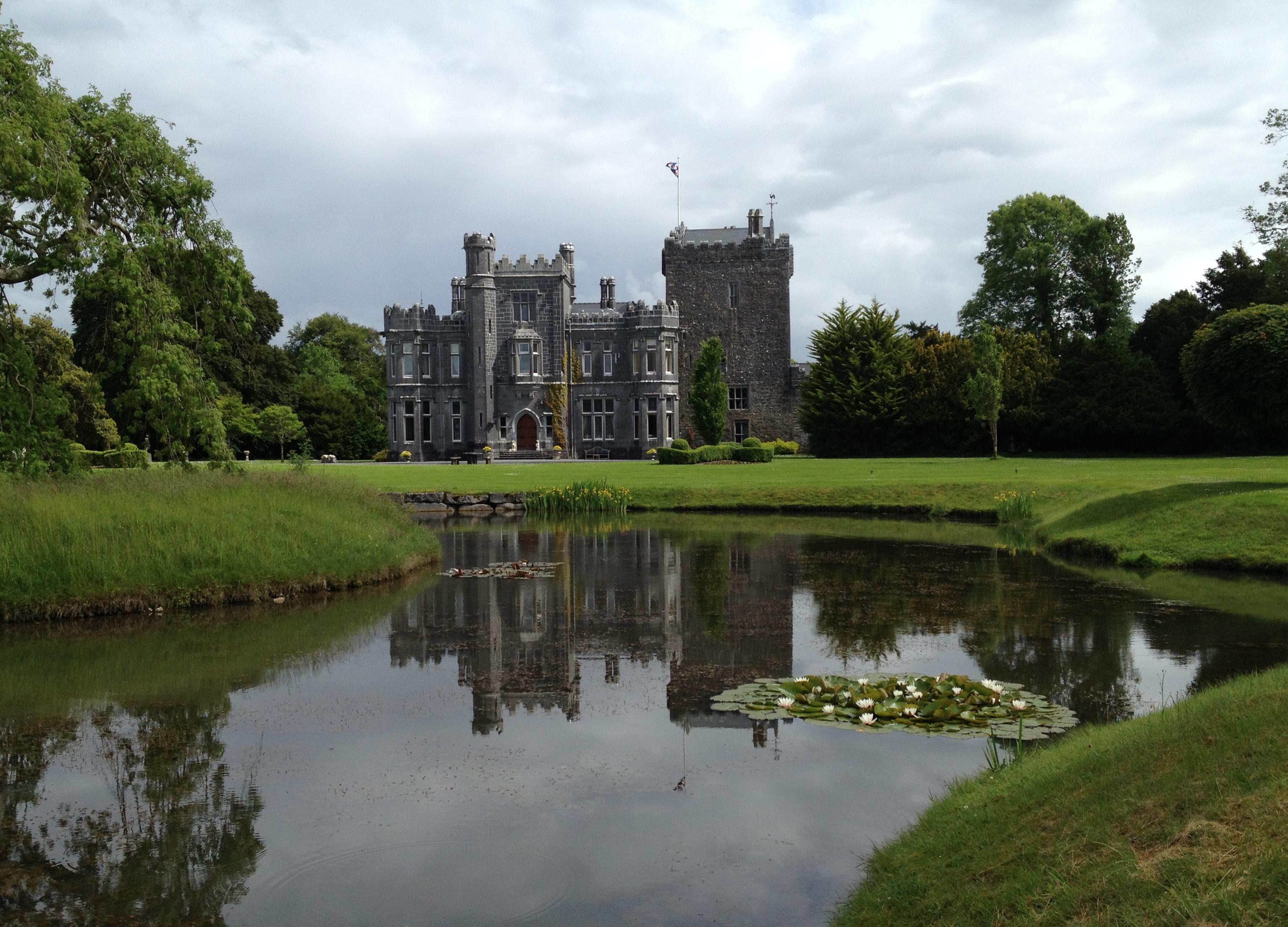 Tulira Castle « The Irish Aesthete