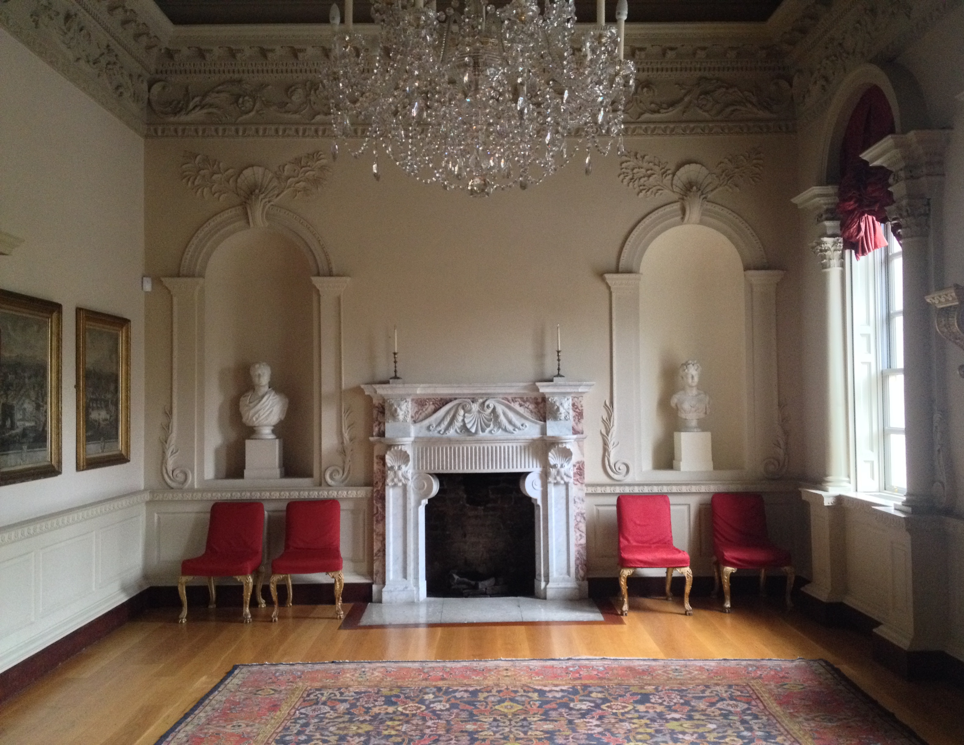 Beautiful Room the most beautiful room in ireland? « the irish aesthete