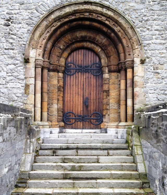 Cathedral doorway