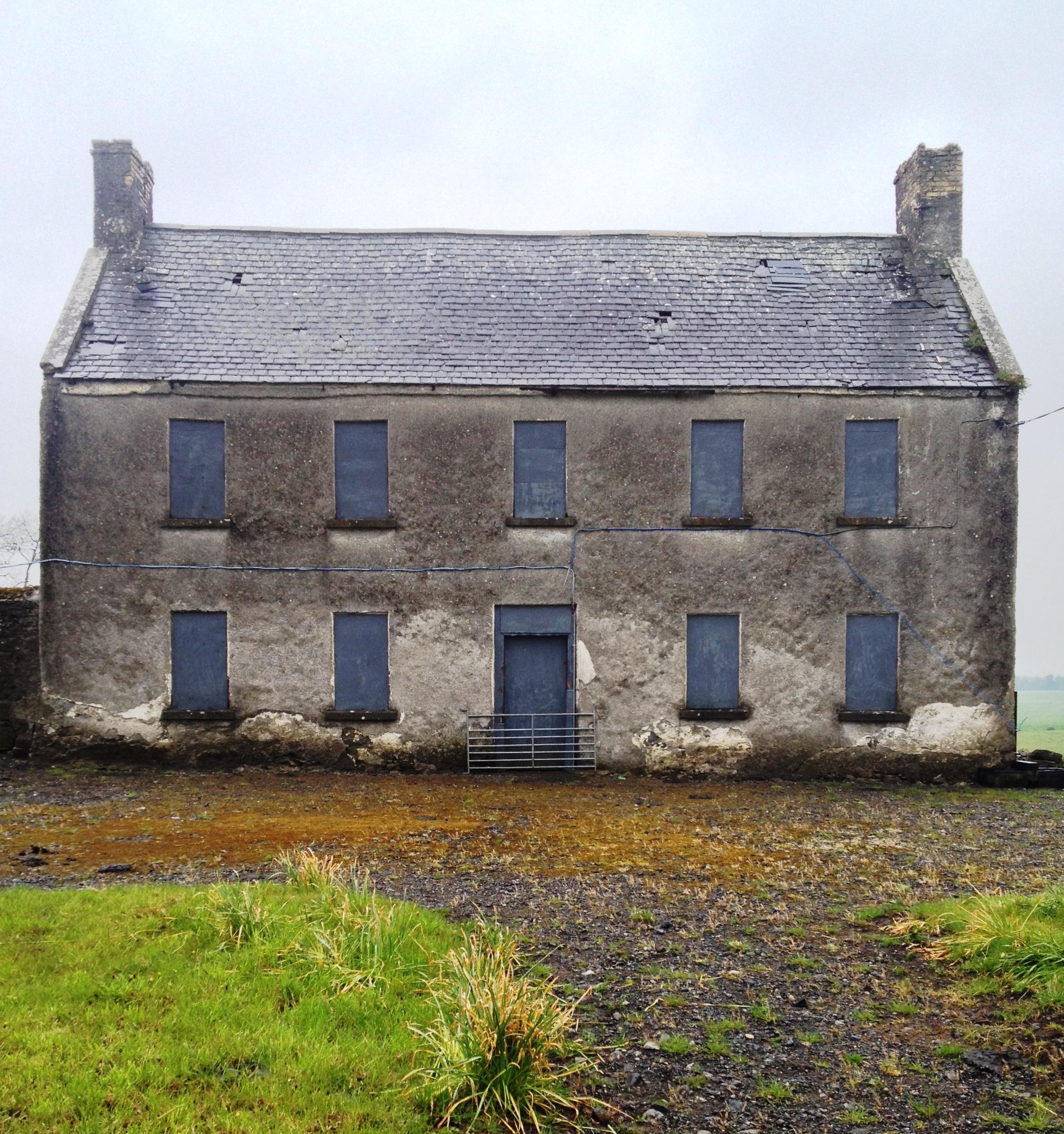 Old Stone Farmhouse Plans