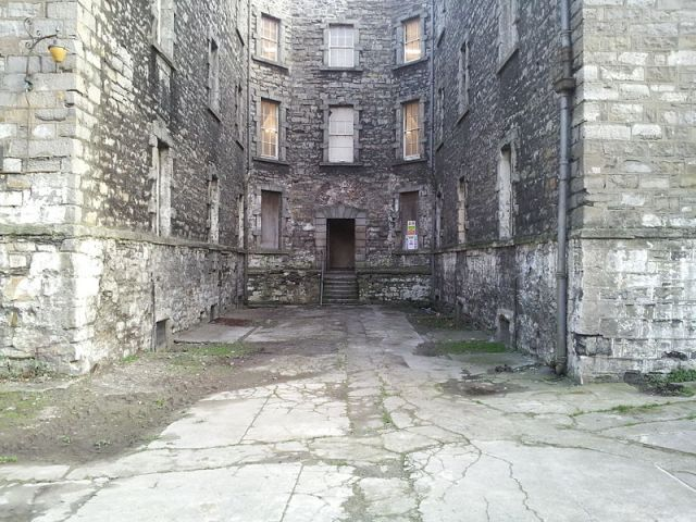 Green Street Debtors' Prison